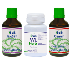 Treatment: WLHerb + Liposlim + Cranium